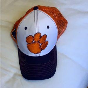 Clemson trucker hat